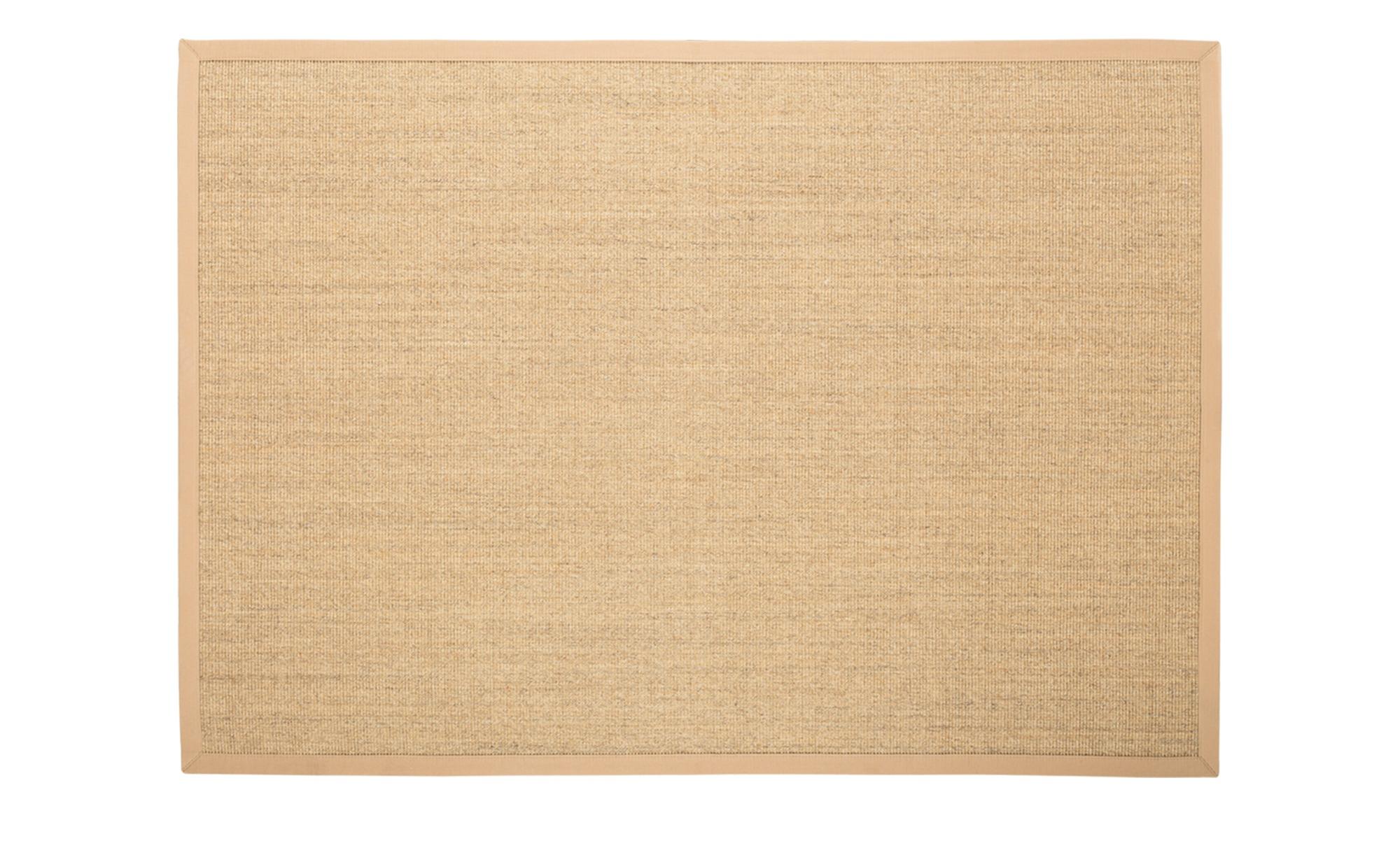 sisal teppich manaus breite 165 cm h he creme online kaufen bei woonio. Black Bedroom Furniture Sets. Home Design Ideas