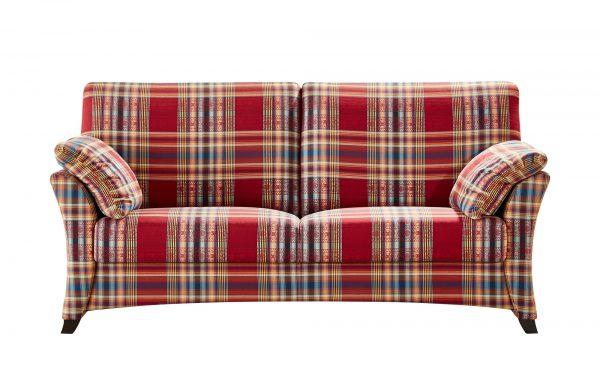 Sofa 3-sitzig  Mikado Sofa 3-sitzig  Mikado-Sofa 3-sitzig-mehrfarbig Breite: 196 cm Höhe: 93 cm mehrfarbig