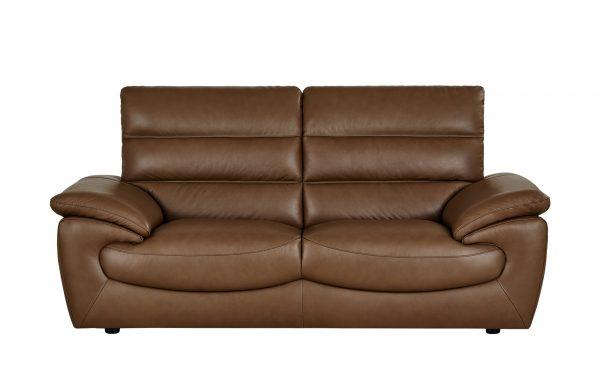 Sofa   Carrie Sofa   Carrie-Sofa-braun Breite: 190 cm Höhe: 95 cm braun