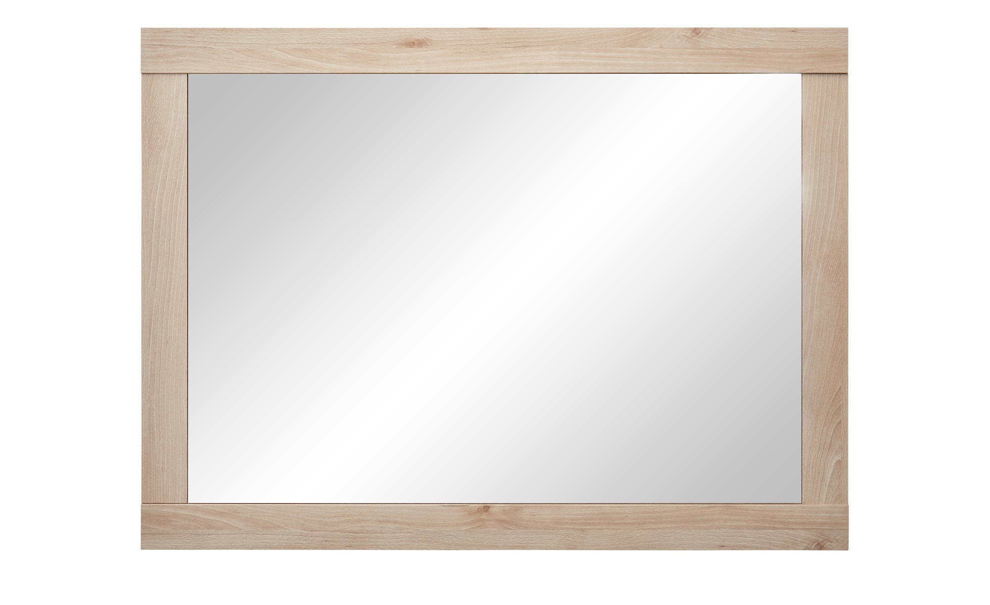 spiegel edelbuche nachbildung porto breite 92 cm h he 68 cm holzfarben online kaufen bei woonio. Black Bedroom Furniture Sets. Home Design Ideas