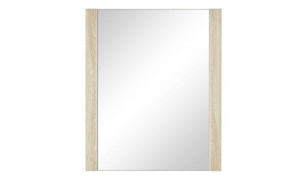Spiegel  Sirmione Spiegel  Sirmione-Spiegel-holzfarben Breite: 74 cm Höhe: 88 cm holzfarben