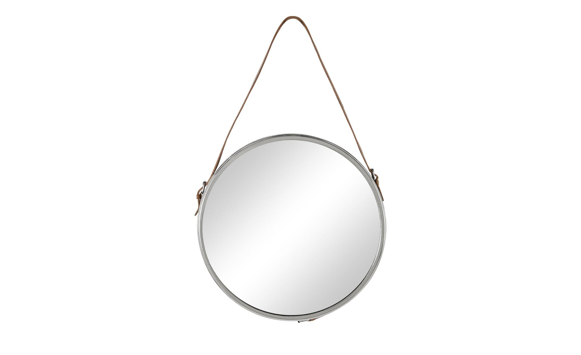 Spiegel mit lederhenkel breite 41 cm h he 69 cm silber online kaufen bei woonio for Sprinter breite mit spiegel