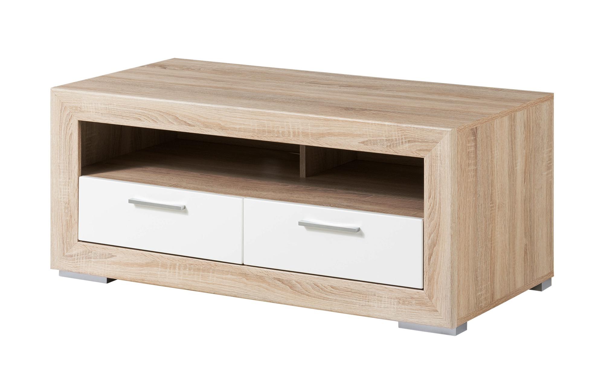 tv lowboard fiesta breite 130 cm h he 50 cm holzfarben online kaufen bei woonio. Black Bedroom Furniture Sets. Home Design Ideas