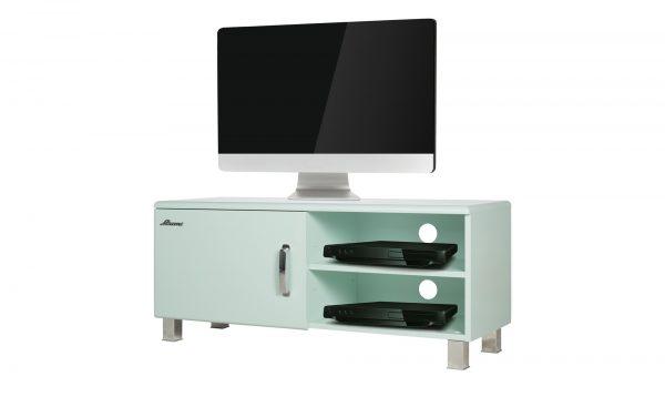TV-Lowboard  Miami TV-Lowboard  Miami-TV-Lowboard-grün Breite: 130 cm Höhe: 45 cm grün