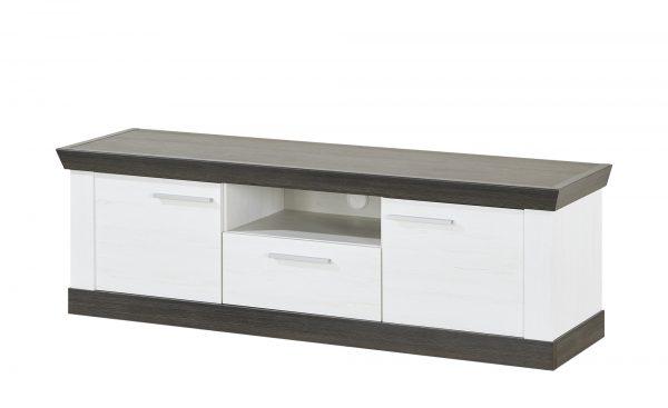 TV-Lowboard  Sierra TV-Lowboard  Sierra-TV-Lowboard-weiß Breite: 158 cm Höhe: 51 cm weiß