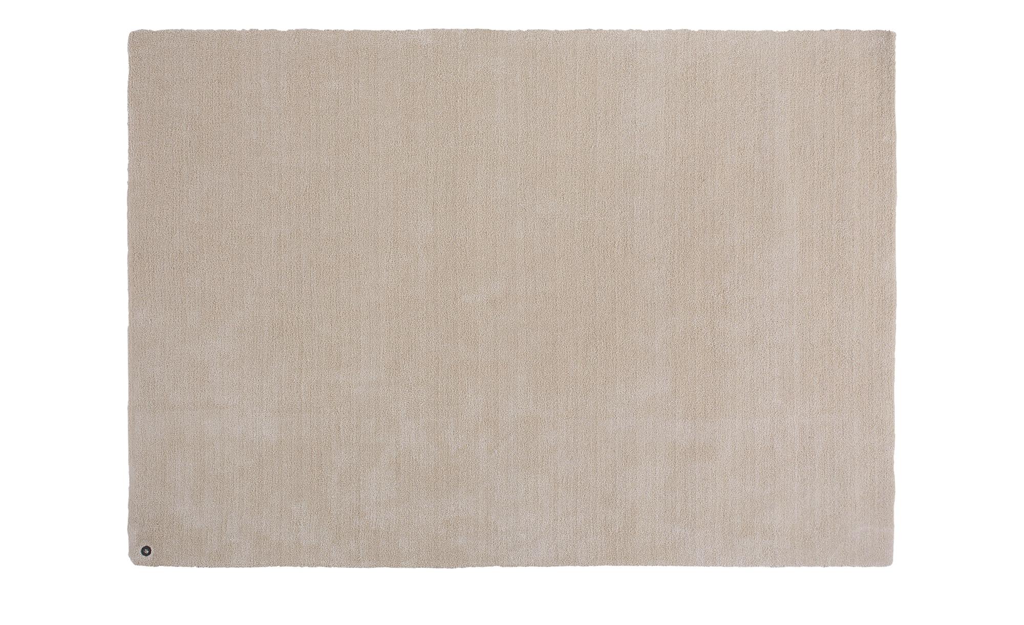 tom tailor handtuft teppich powder breite 65 cm h he beige online kaufen bei woonio. Black Bedroom Furniture Sets. Home Design Ideas