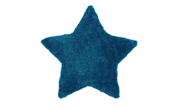 Tom Tailor Handtuft-Teppich  Soft Kids Tom Tailor Handtuft-Teppich  Soft Kids-Handtuft-Teppich-Tom Tailor-türkis/petrol-100 % Polypropylen Breite: 100 cm Höhe: türkis/petrol