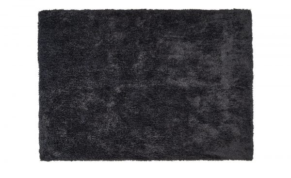 Tom Tailor Handtuft-Teppich  Soft uni Tom Tailor Handtuft-Teppich  Soft uni-Handtuft-Teppich-Tom Tailor-schwarz-100 % Polypropylen Breite: 140 cm Höhe: schwarz