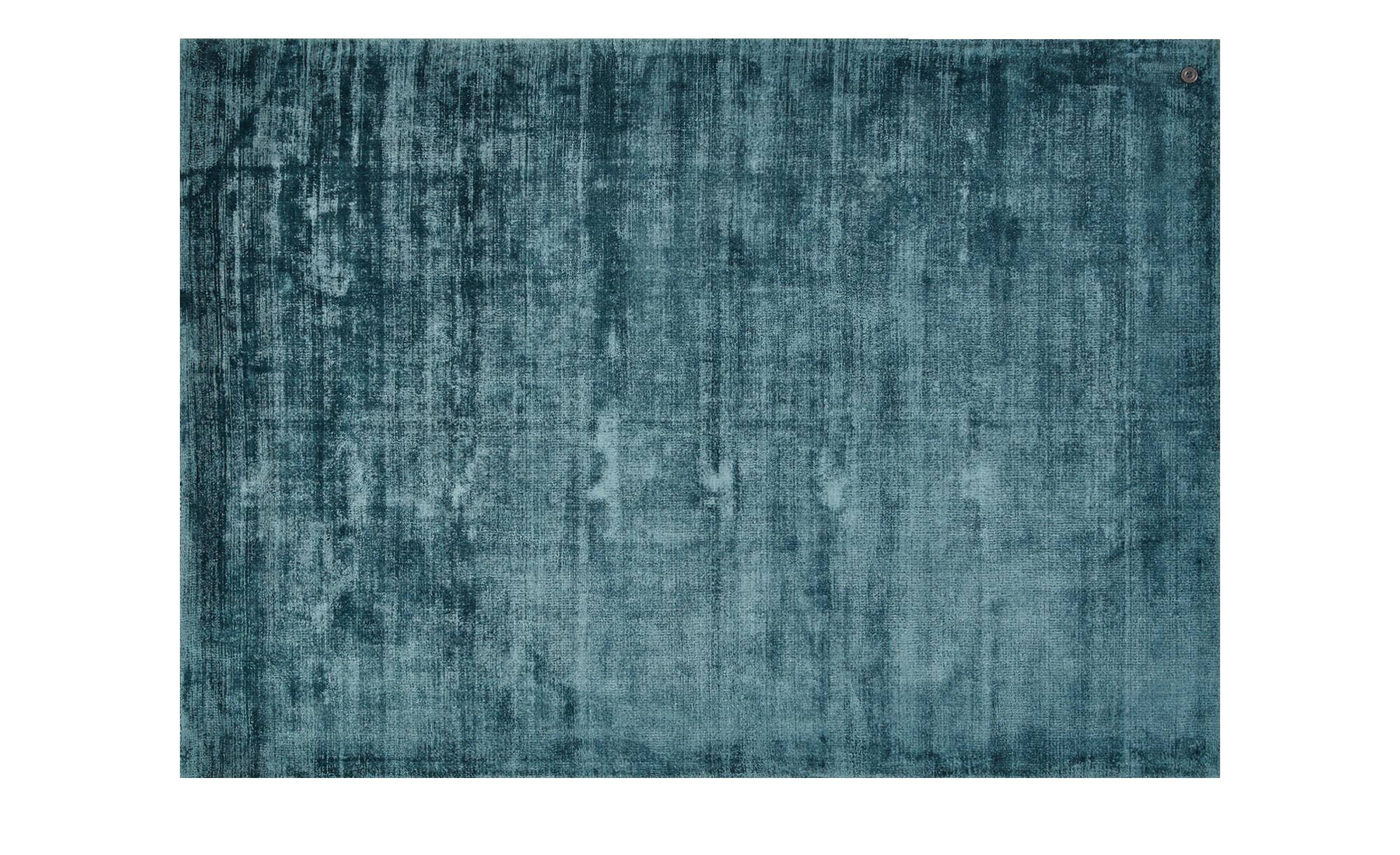tom tailor teppich handgewebt shine breite 160 cm h he blau online kaufen bei woonio. Black Bedroom Furniture Sets. Home Design Ideas