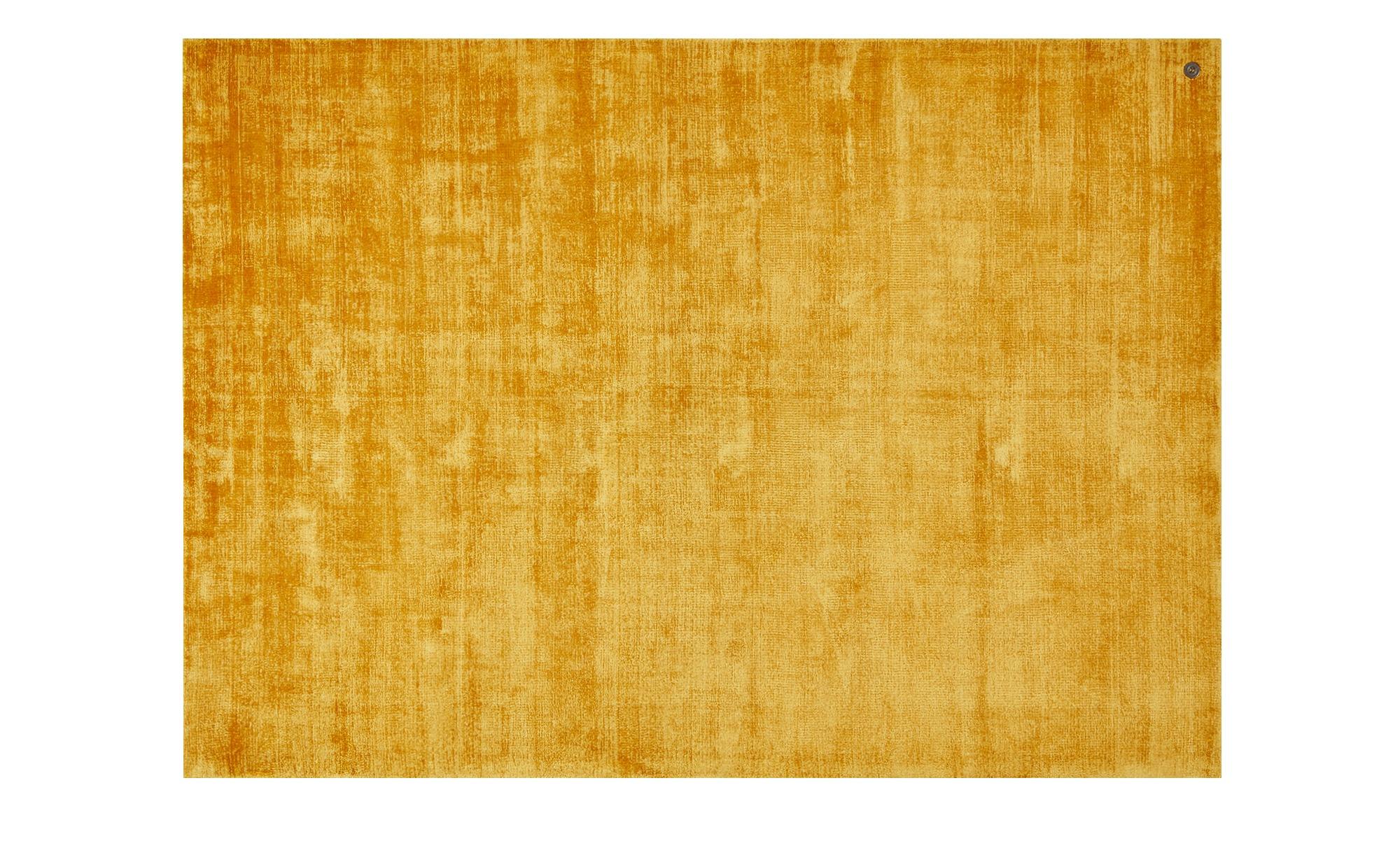 tom tailor teppich handgewebt shine breite 140 cm h he gelb online kaufen bei woonio. Black Bedroom Furniture Sets. Home Design Ideas
