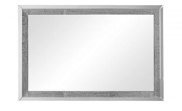 Wandspiegel  Ferno Wandspiegel  Ferno-Wandspiegel-silber Breite: 80 cm Höhe: 120 cm silber