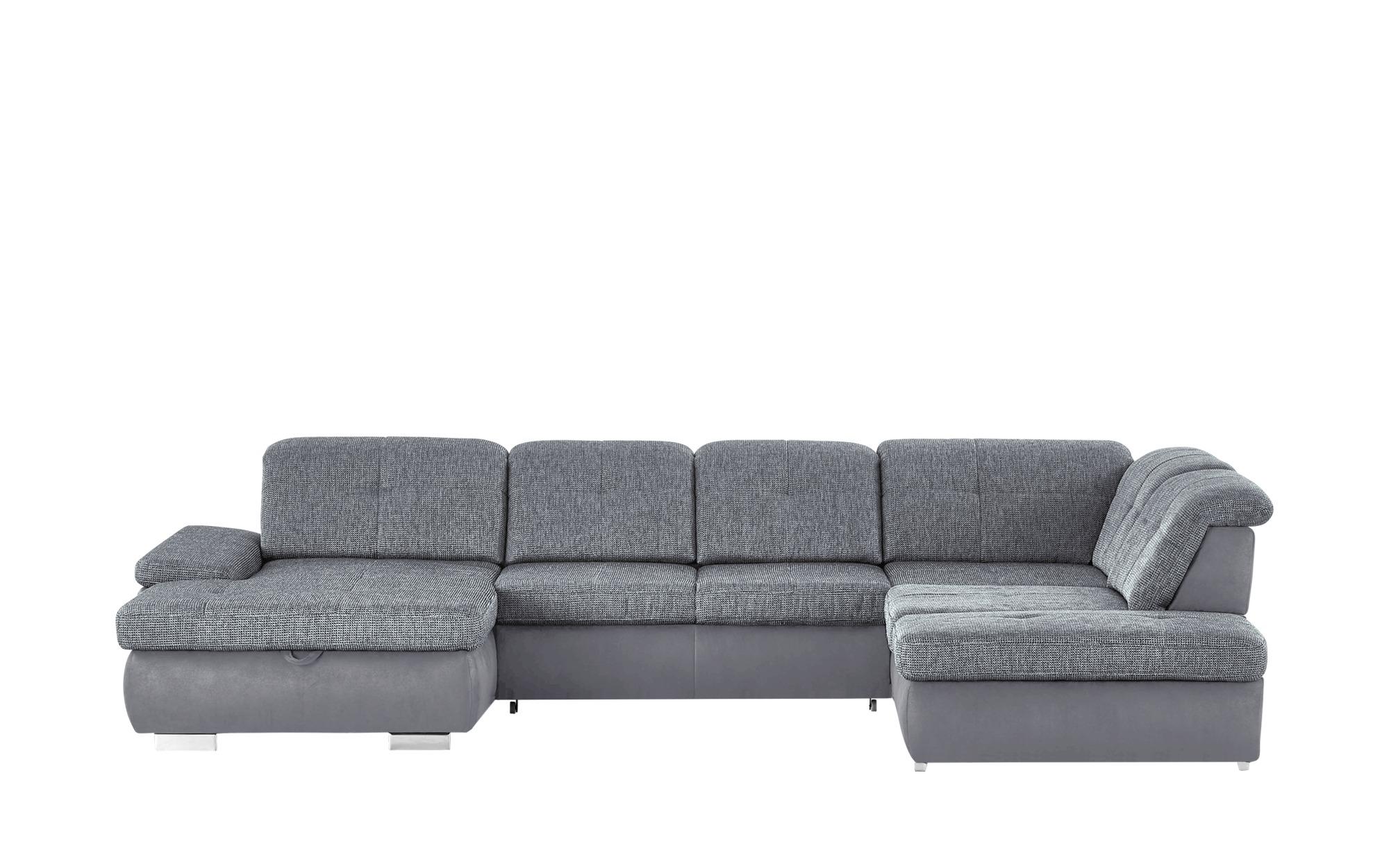 wohnlandschaft affair breite h he grau online kaufen bei. Black Bedroom Furniture Sets. Home Design Ideas