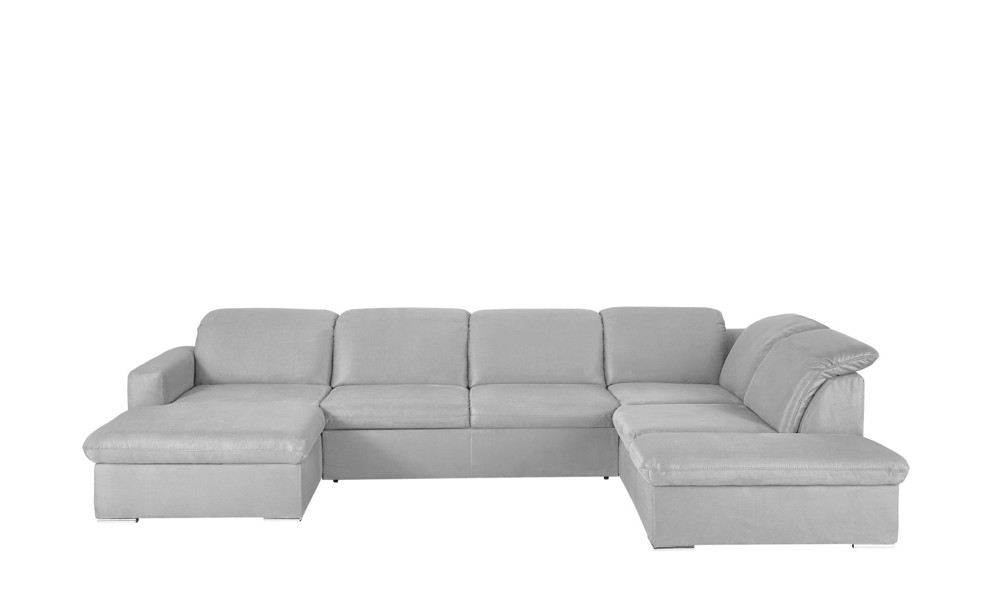 wohnlandschaft chianti breite h he 79 cm grau online kaufen bei woonio. Black Bedroom Furniture Sets. Home Design Ideas