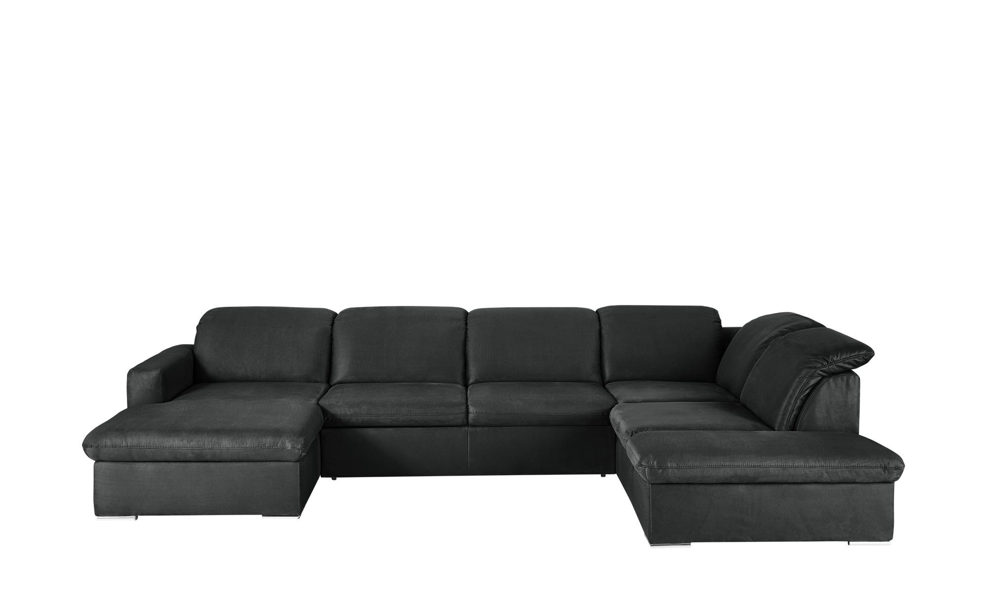 wohnlandschaft chianti breite h he 79 cm schwarz online. Black Bedroom Furniture Sets. Home Design Ideas