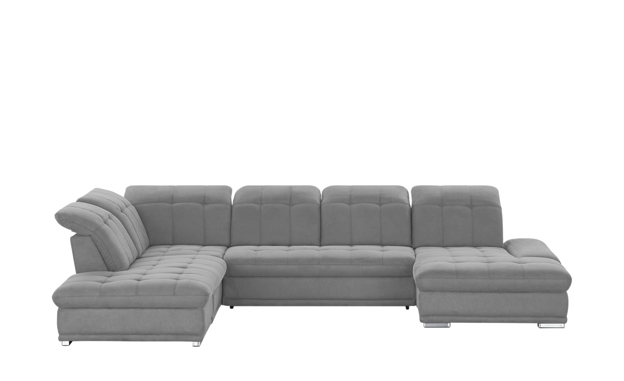 wohnlandschaft holiday breite h he 86 cm grau online. Black Bedroom Furniture Sets. Home Design Ideas