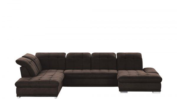 wohnlandschaft holiday breite h he 86 cm braun online kaufen bei woonio. Black Bedroom Furniture Sets. Home Design Ideas