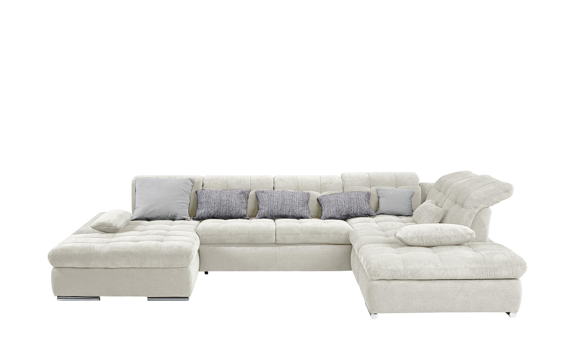 wohnlandschaft la palma breite h he 81 cm creme online kaufen bei woonio. Black Bedroom Furniture Sets. Home Design Ideas