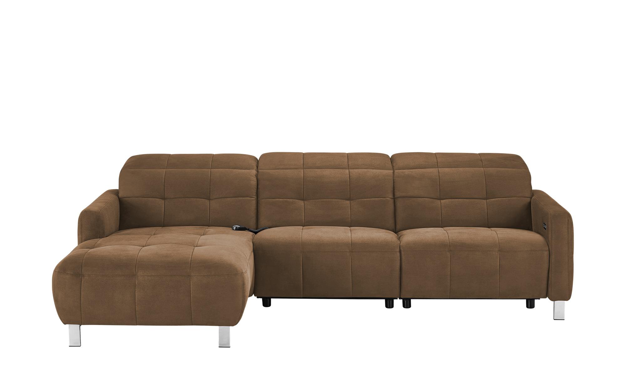 wohnwert ecksofa maya breite h he 82 cm braun online kaufen bei woonio. Black Bedroom Furniture Sets. Home Design Ideas
