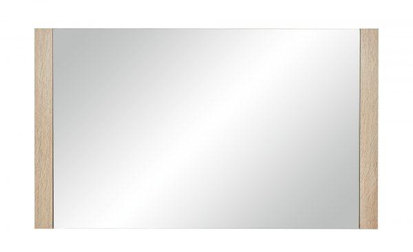 Wohnwert Spiegel  Meda Wohnwert Spiegel  Meda-Spiegel-Wohnwert-holzfarben Breite: 97 cm Höhe: 57 cm holzfarben