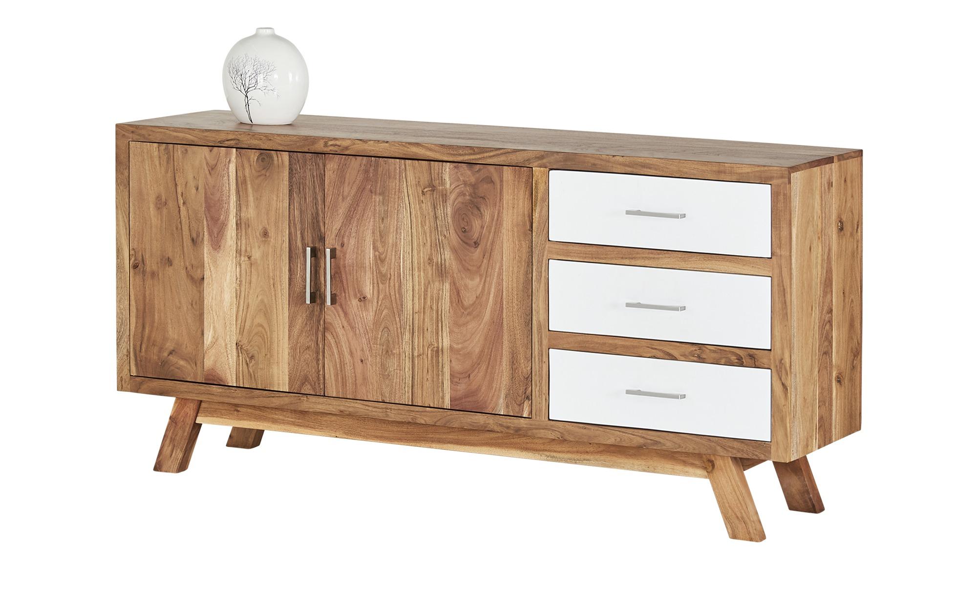 woodford sideboard washington breite 160 cm h he 78 cm online kaufen bei woonio. Black Bedroom Furniture Sets. Home Design Ideas