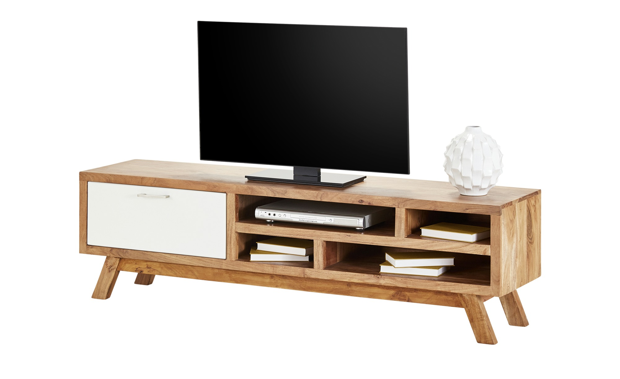 woodford tv lowboard washington breite 170 cm h he 50 cm online kaufen bei woonio. Black Bedroom Furniture Sets. Home Design Ideas