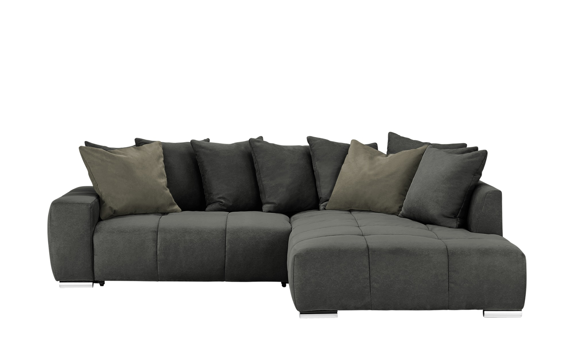 bobb ecksofa dunja breite h he 88 cm grau online kaufen bei woonio. Black Bedroom Furniture Sets. Home Design Ideas
