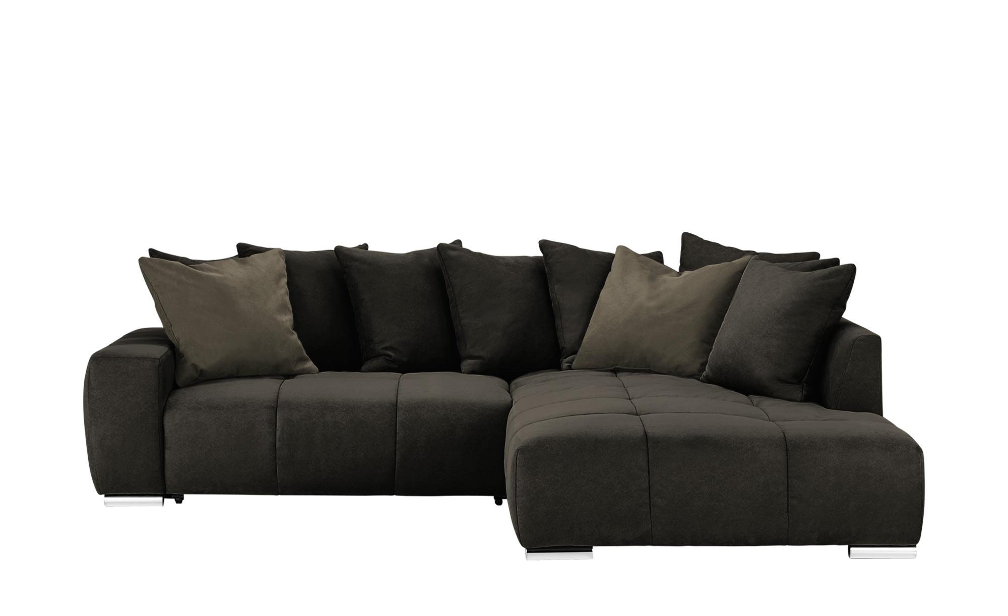 Bobb ecksofa dunja breite h he 88 cm braun online kaufen for Ecksofa breite 200 cm