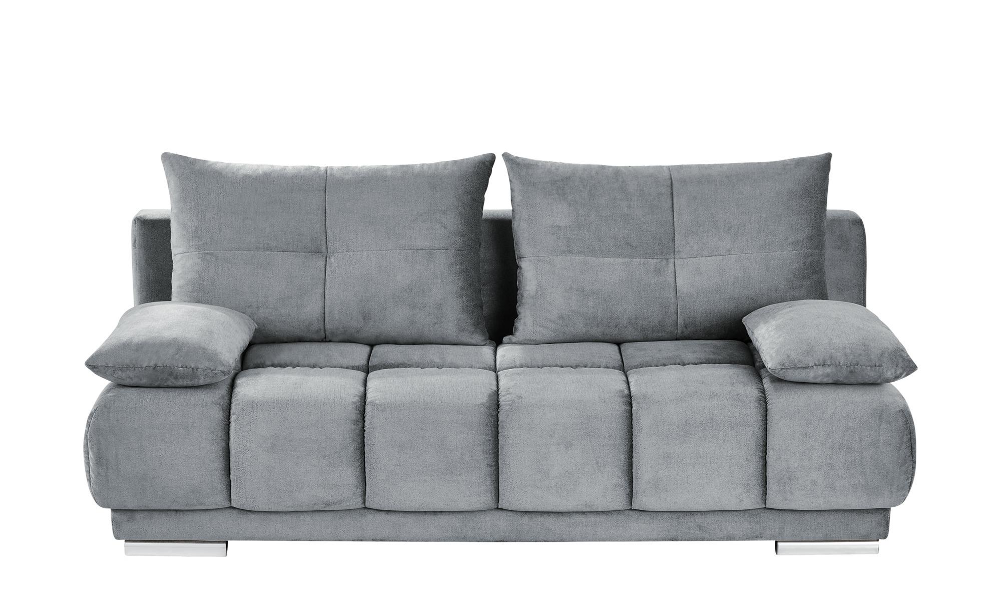 bobb schlafsofa mit boxspringpolsterung isalie de luxe breite 206 cm h he 92 cm online kaufen. Black Bedroom Furniture Sets. Home Design Ideas