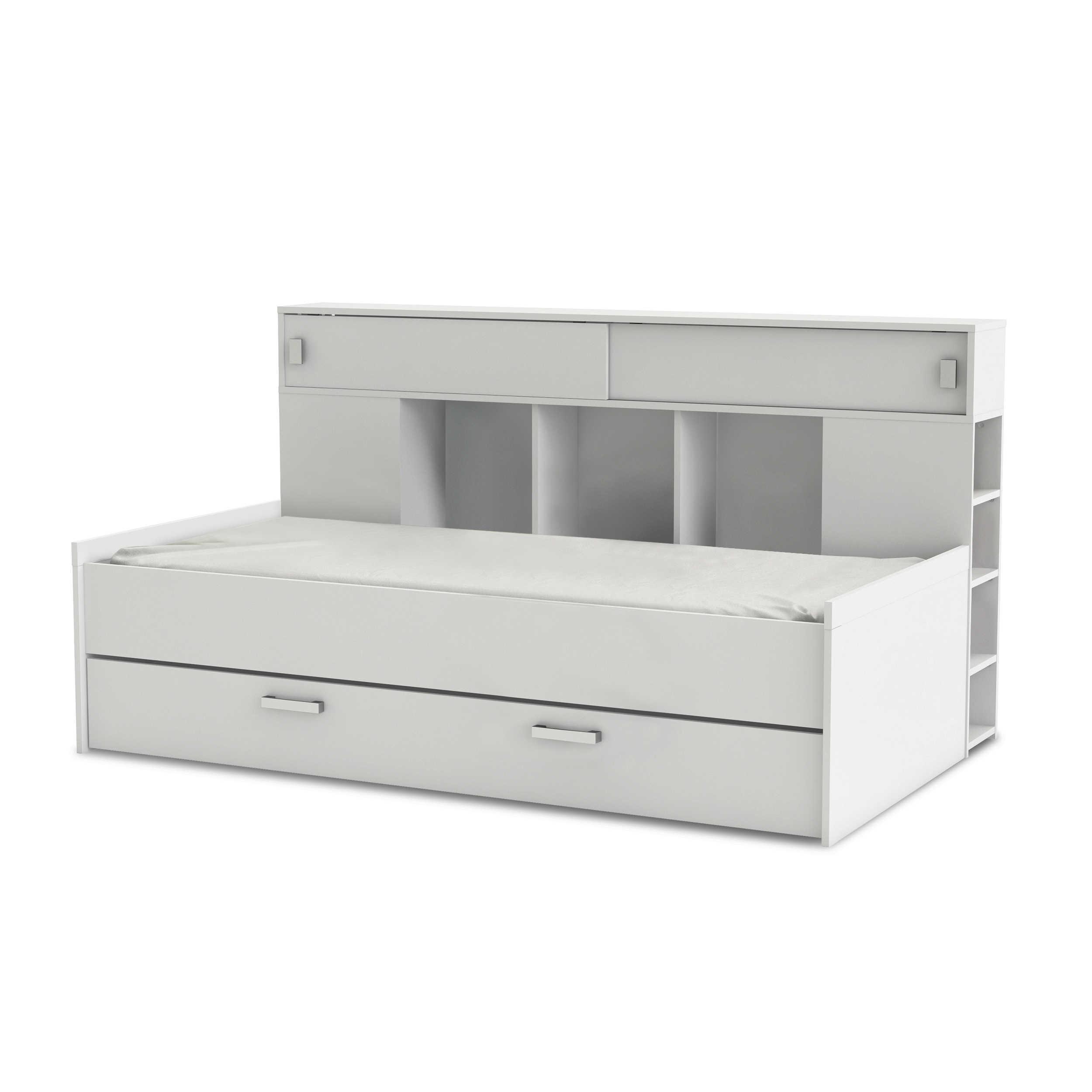 demeyere funktionsbett sherwood 90 x 200 cm wei kunststoff online kaufen bei woonio. Black Bedroom Furniture Sets. Home Design Ideas