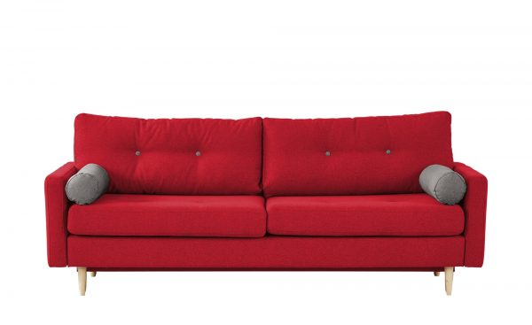 finya Design-Schlafsofa 3-sitzig  Pure finya Design-Schlafsofa 3-sitzig  Pure-Design-Schlafsofa 3-sitzig-finya Breite: 218 cm Höhe: 85 cm