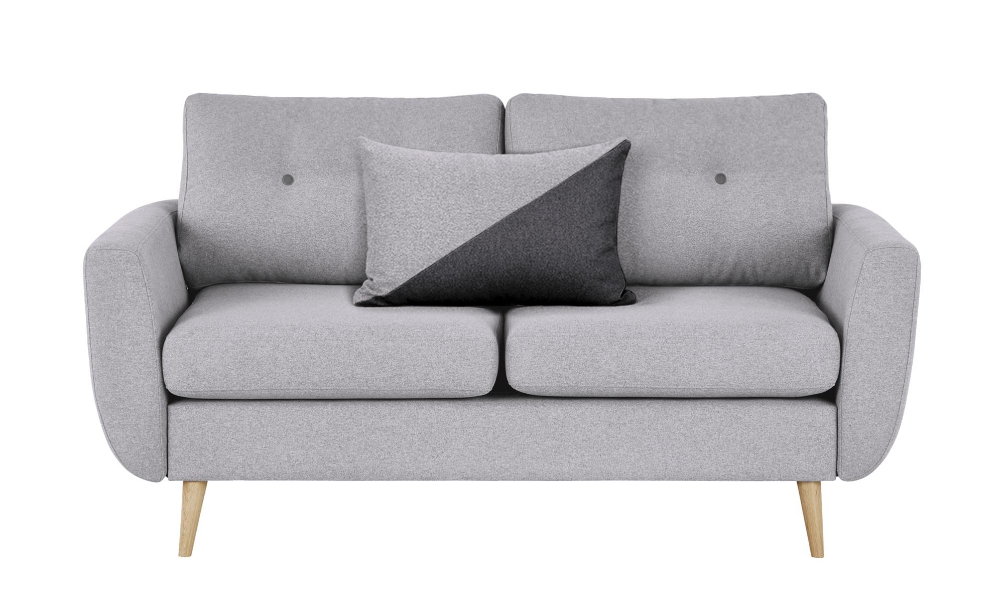 finya Sofa Harris Breite: 161 cm Höhe: 85 cm blau online kaufen bei ...