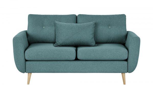 finya Sofa  Harris finya Sofa  Harris-Sofa-finya-blau Breite: 161 cm Höhe: 85 cm blau