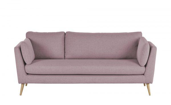 finya Sofa   Jane finya Sofa   Jane-Sofa-finya-rosa/pink Breite: 208 cm Höhe: 92 cm rosa/pink