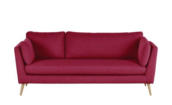 finya Sofa   Jane finya Sofa   Jane-Sofa-finya-rot Breite: 208 cm Höhe: 92 cm rot