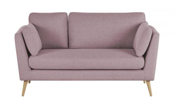 finya Sofa   Jane finya Sofa   Jane-Sofa-finya-rosa/pink Breite: 162 cm Höhe: 92 cm rosa/pink