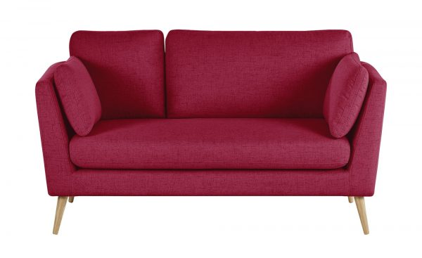 finya Sofa   Jane finya Sofa   Jane-Sofa-finya-rot Breite: 162 cm Höhe: 92 cm rot