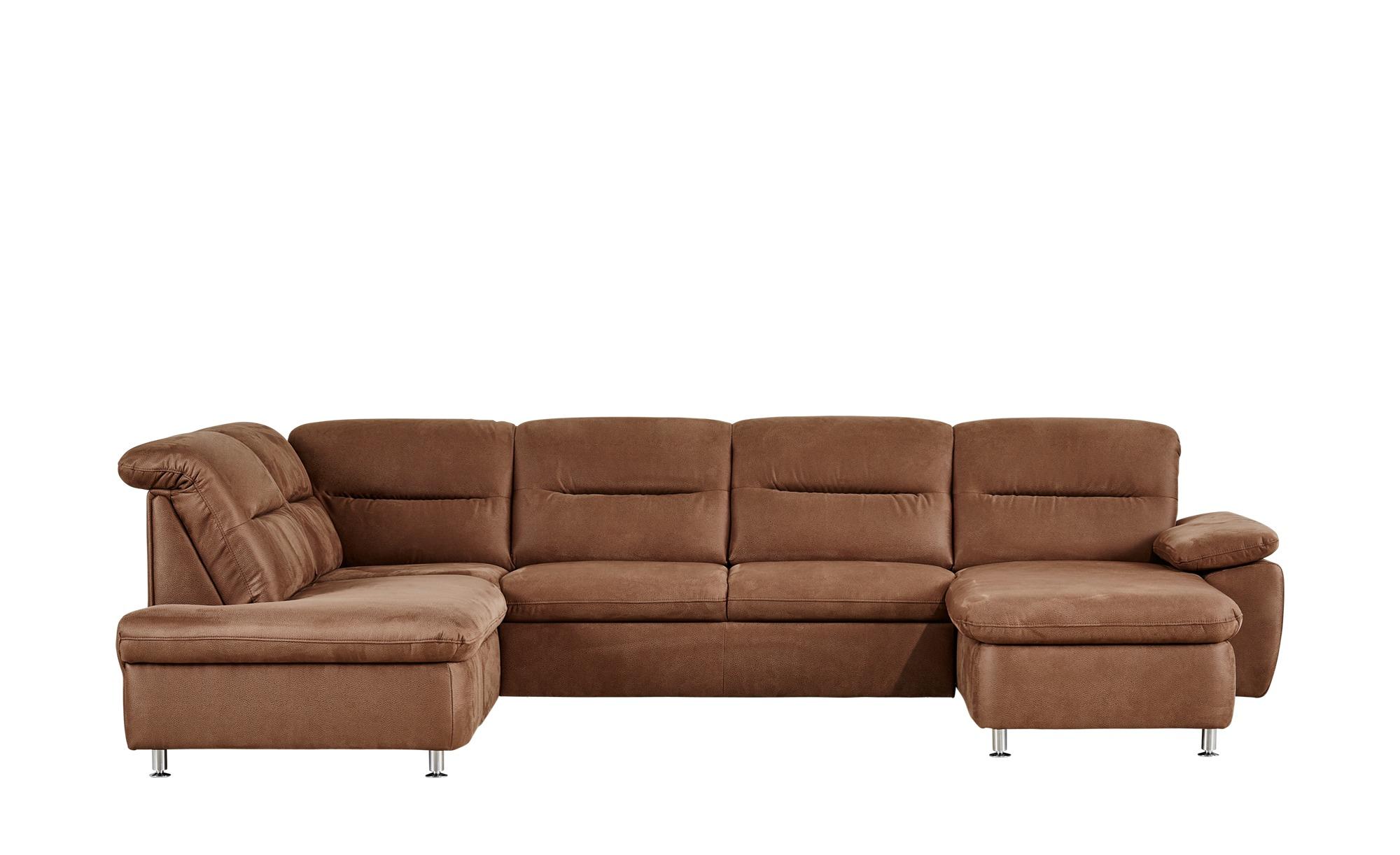 meinsofa braune couch senta breite h he 86 cm braun online kaufen bei woonio. Black Bedroom Furniture Sets. Home Design Ideas
