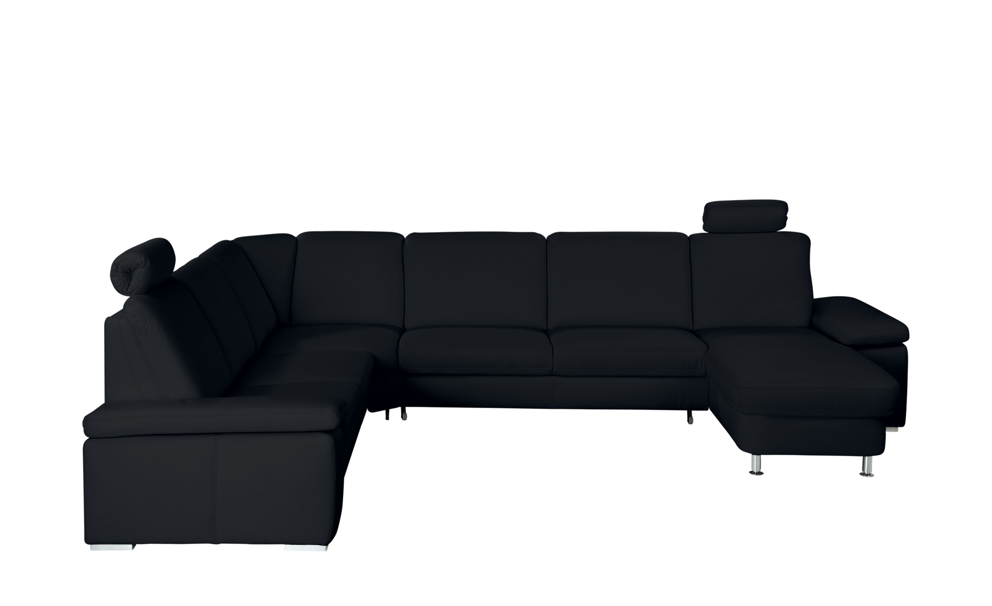 meinsofa leder eckcouch mit funktion elsa breite h he 91. Black Bedroom Furniture Sets. Home Design Ideas