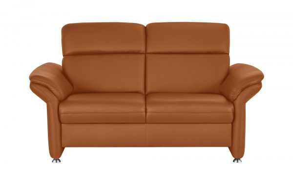 meinSofa Ledersofa  Manon meinSofa Ledersofa  Manon-Ledersofa-meinSofa-orange Breite: 170 cm Höhe: 94 cm orange