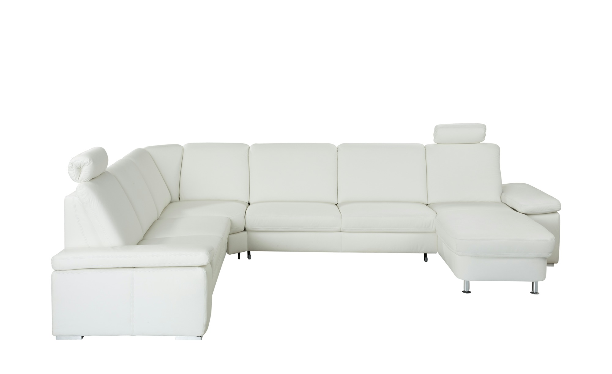 meinsofa wohnlandschaft elsa breite h he wei online. Black Bedroom Furniture Sets. Home Design Ideas