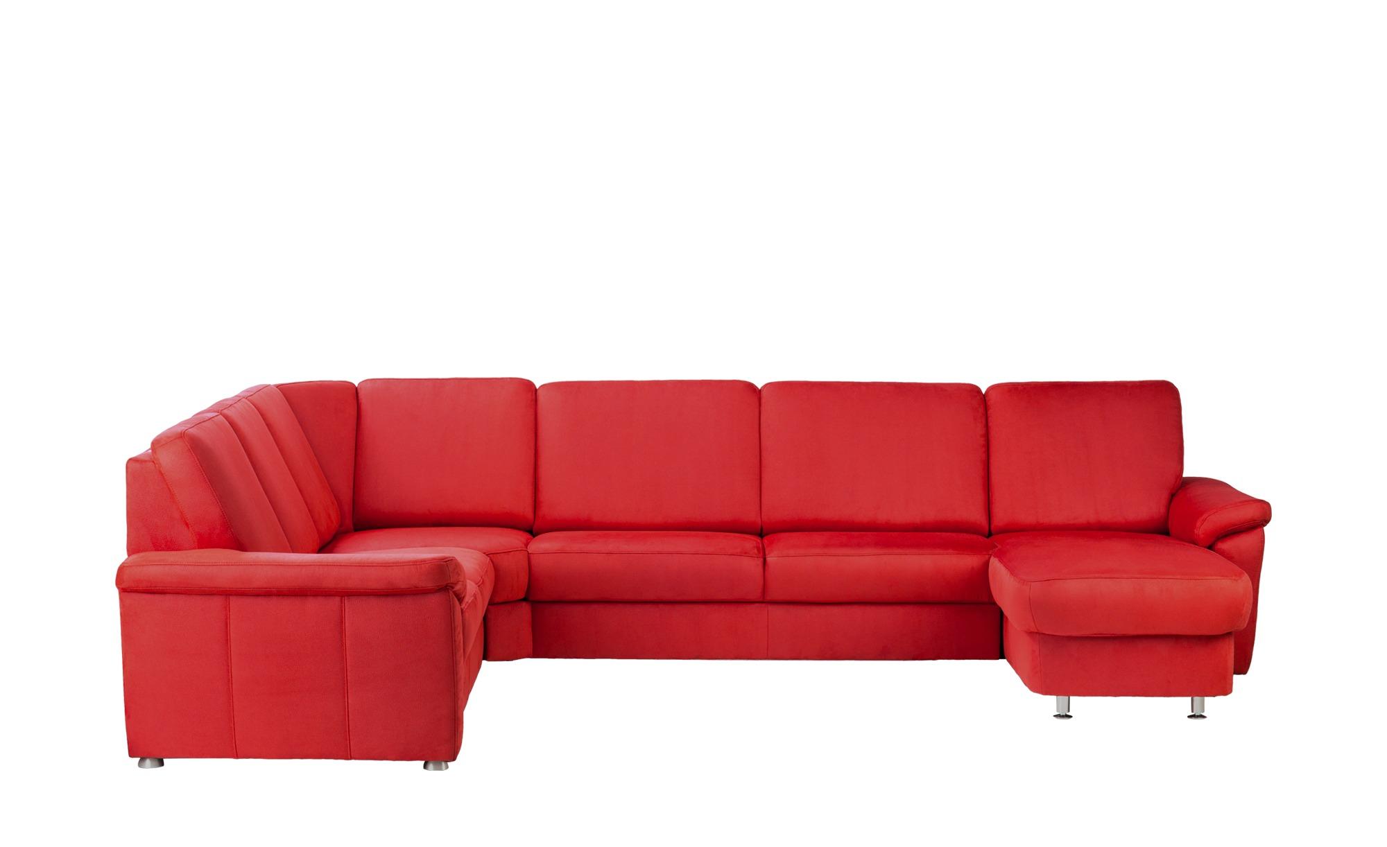 Mein Sofa Hersteller : meinsofa wohnlandschaft rita breite h he 91 cm rot online kaufen bei woonio ~ Watch28wear.com Haus und Dekorationen