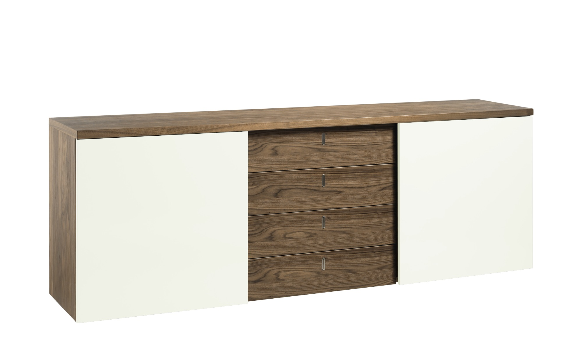 now by h lsta sideboard h lsta now time breite 210 cm. Black Bedroom Furniture Sets. Home Design Ideas