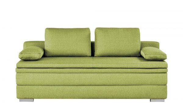 smart Boxspring-Schlafsofa  Daphne smart Boxspring-Schlafsofa  Daphne-Boxspring-Schlafsofa-smart-grün Breite: 202 cm Höhe: 92 cm grün
