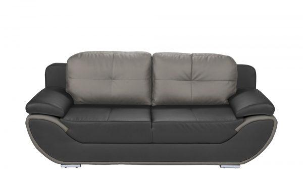 smart Design-Schlafsofa  Adina smart Design-Schlafsofa  Adina-Design-Schlafsofa-smart-schwarz Breite: 204 cm Höhe: 90 cm schwarz