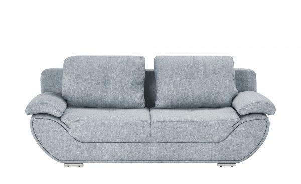 smart Design-Schlafsofa  Adina smart Design-Schlafsofa  Adina-Design-Schlafsofa-smart-silber Breite: 204 cm Höhe: 90 cm silber