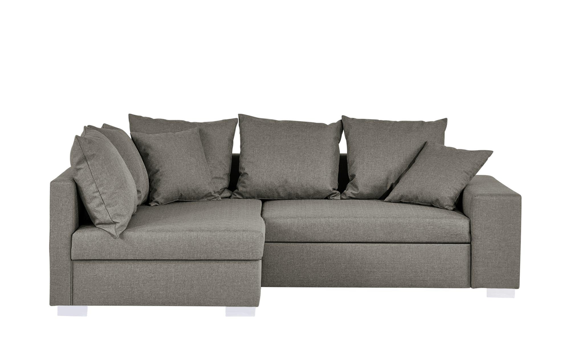 smart ecksofa lena breite h he grau online kaufen bei woonio. Black Bedroom Furniture Sets. Home Design Ideas