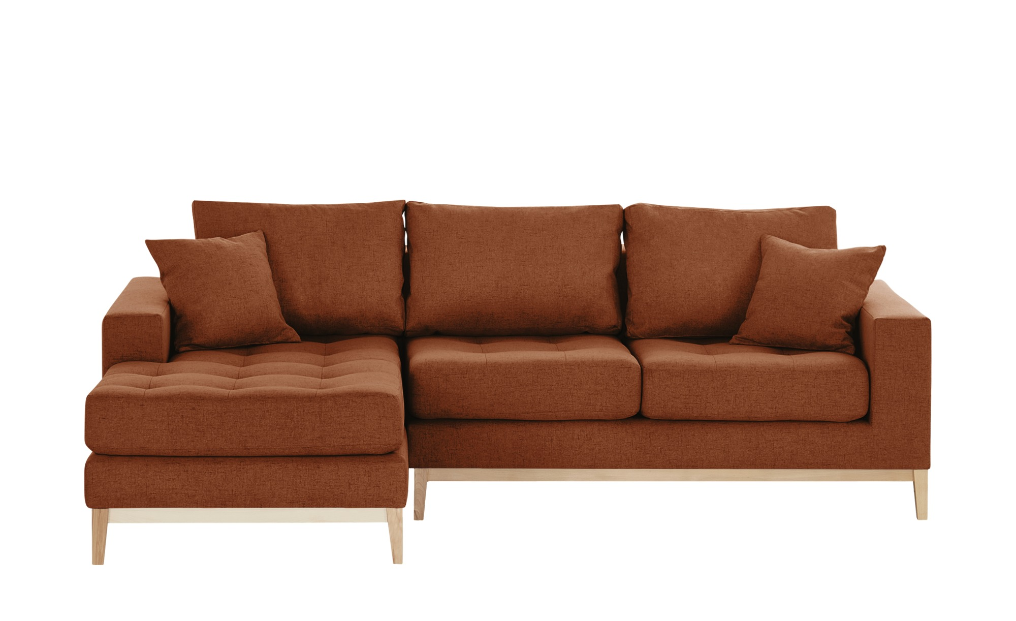 smart ecksofa vivien breite h he 90 cm orange online. Black Bedroom Furniture Sets. Home Design Ideas