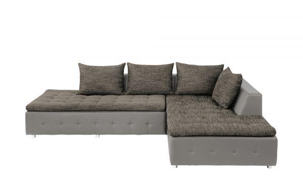 smart graues ecksofa salvia breite h he online kaufen bei woonio. Black Bedroom Furniture Sets. Home Design Ideas