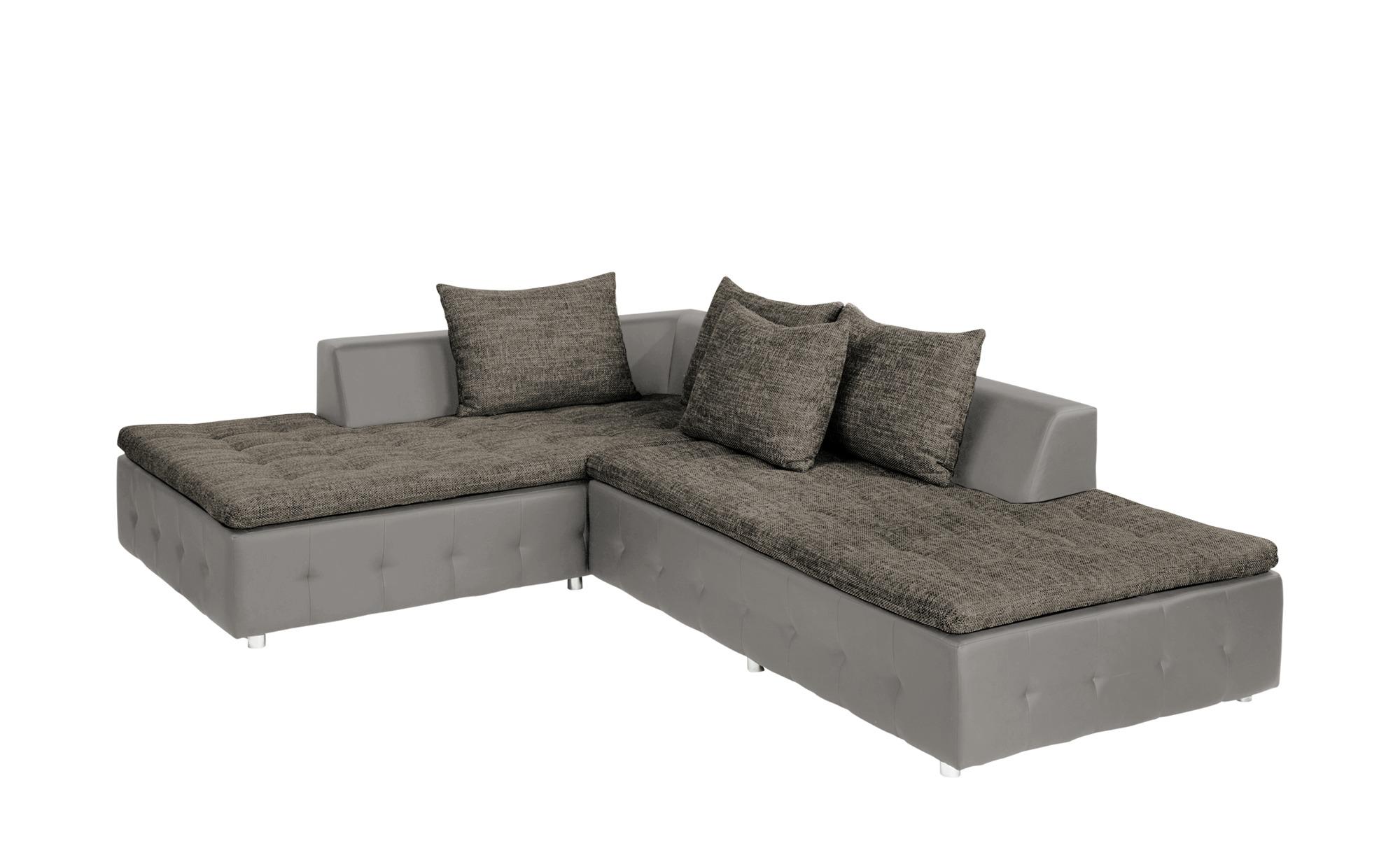 smart graues ecksofa salvia breite h he grau online kaufen bei woonio. Black Bedroom Furniture Sets. Home Design Ideas