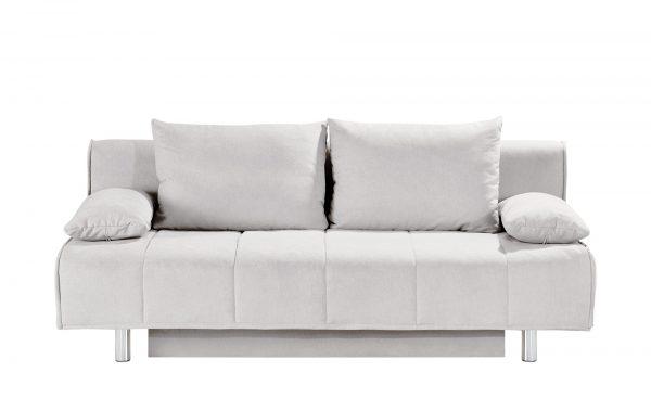 smart Schlafsofa  Alina smart Schlafsofa  Alina-Schlafsofa-smart-weiß Breite: 200 cm Höhe: 90 cm weiß